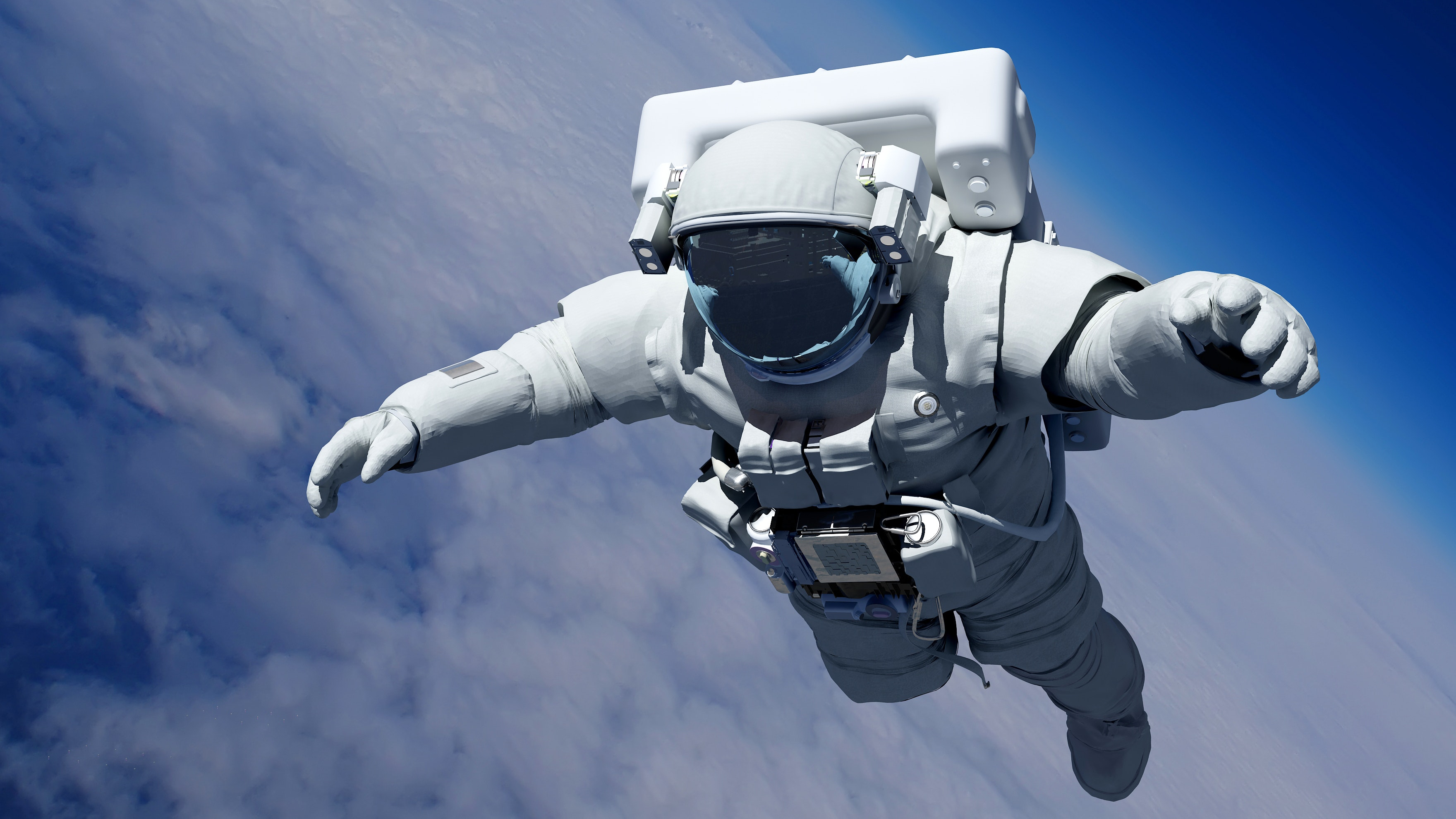 astronaut to space - photo #16