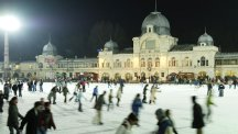 8 of the most beautiful ice rinks around the world