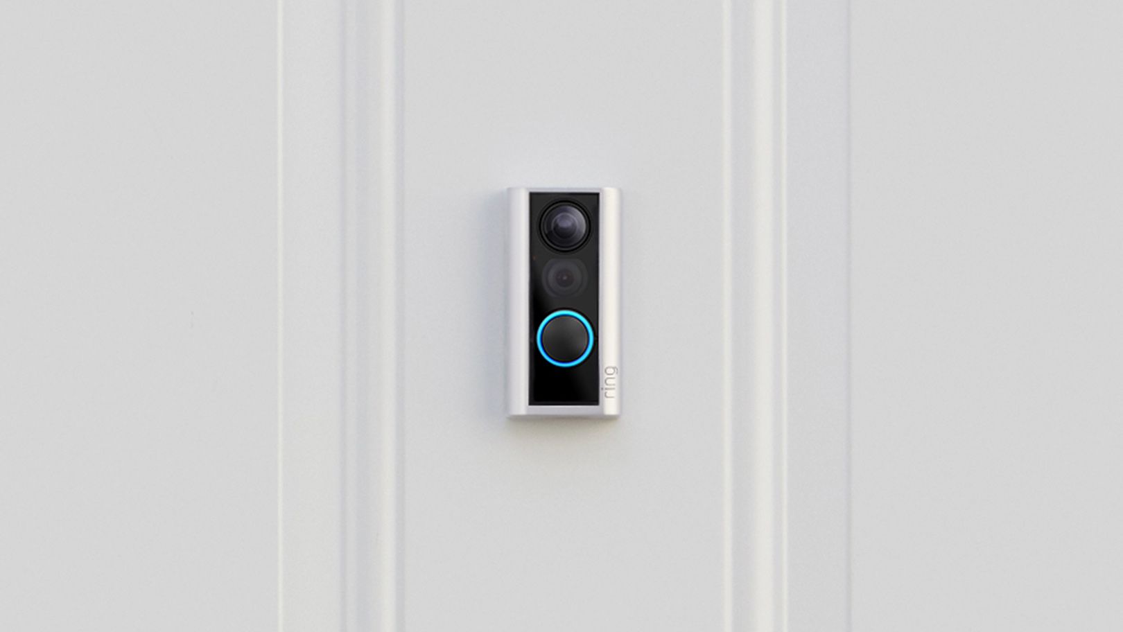 Ring Video Doorbell Camera: Answer the door without getting off the