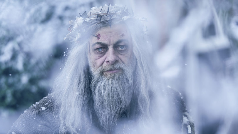 Andy Serkis in A Christmas Carol
