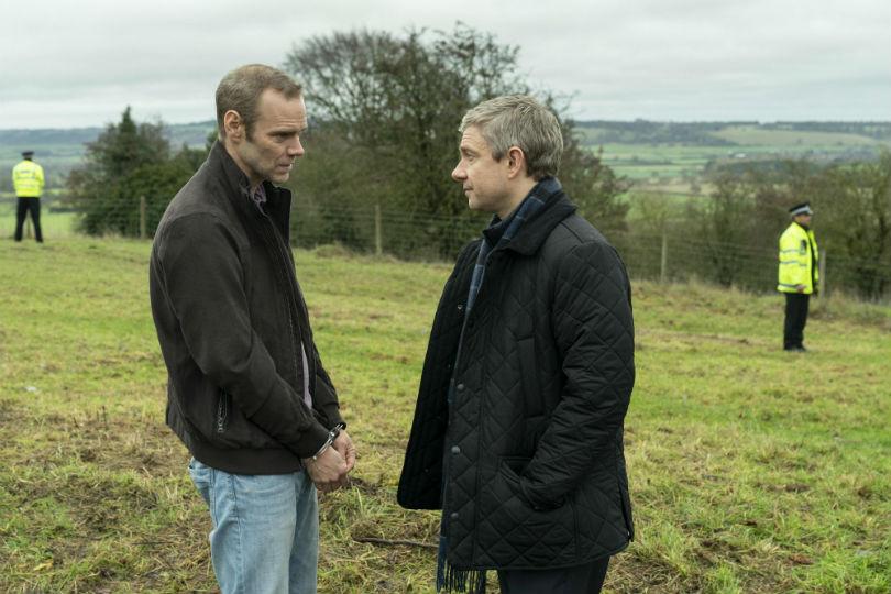 A Confession on ITV - Martin Freeman and Joe Absolom