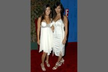 A fresh-faced Kim and sister Kourtney made their red carpet debut in 2005.