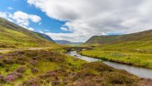 A new driving route showcases Scotland at its scenic best