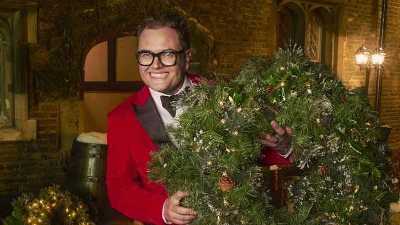 Alan Carr's Christmas Cracker