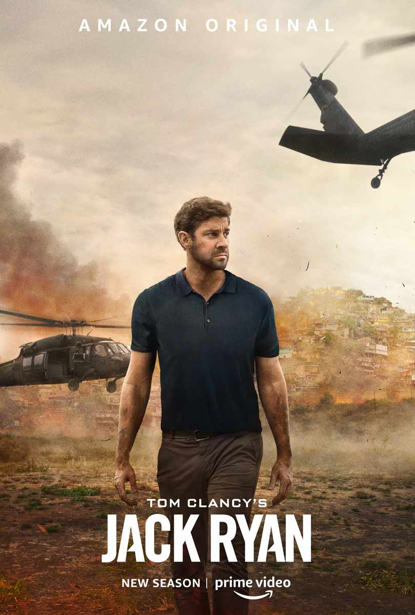 Amazon Original - Jack Ryan