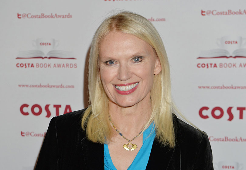 Anneka Rice in 2017.