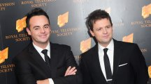 Ant and Dec avoid television Awards as they miss out on two prizes