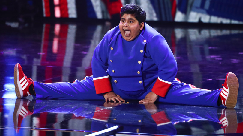 Ant and Dec's Golden Buzzer act Akshat Singh on Britain's Got Talent