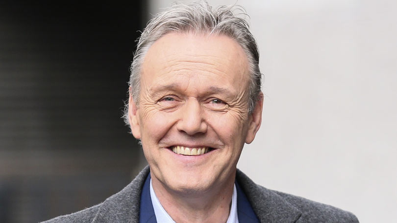 Anthony Head - Jack Ryan season two
