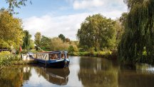 As GPs prescribe canal walking for tackling depression, here are some of the UK's finest waterways