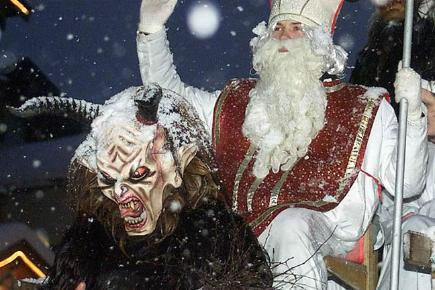 The world s wackiest christmas traditions bt