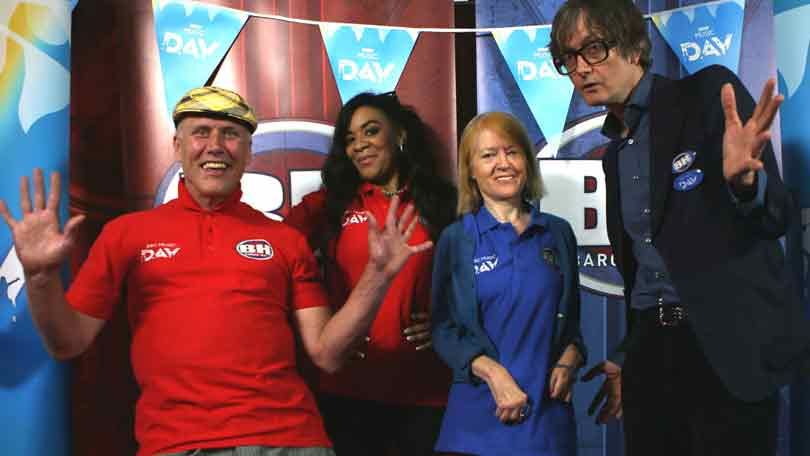 Jarvis Cocker to appear in Bargain Hunt special alongside Bez