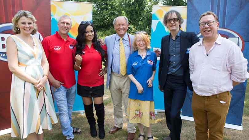 Jarvis Cocker is going to appear on Bargain Hunt later this year