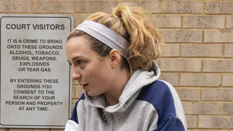 Stephanie Hyam plays Becky Godden-Edwards in A Confession