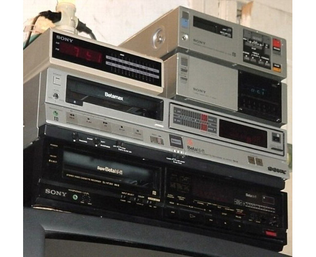 Betamax vs VHS and three more hard-fought high-tech format ...