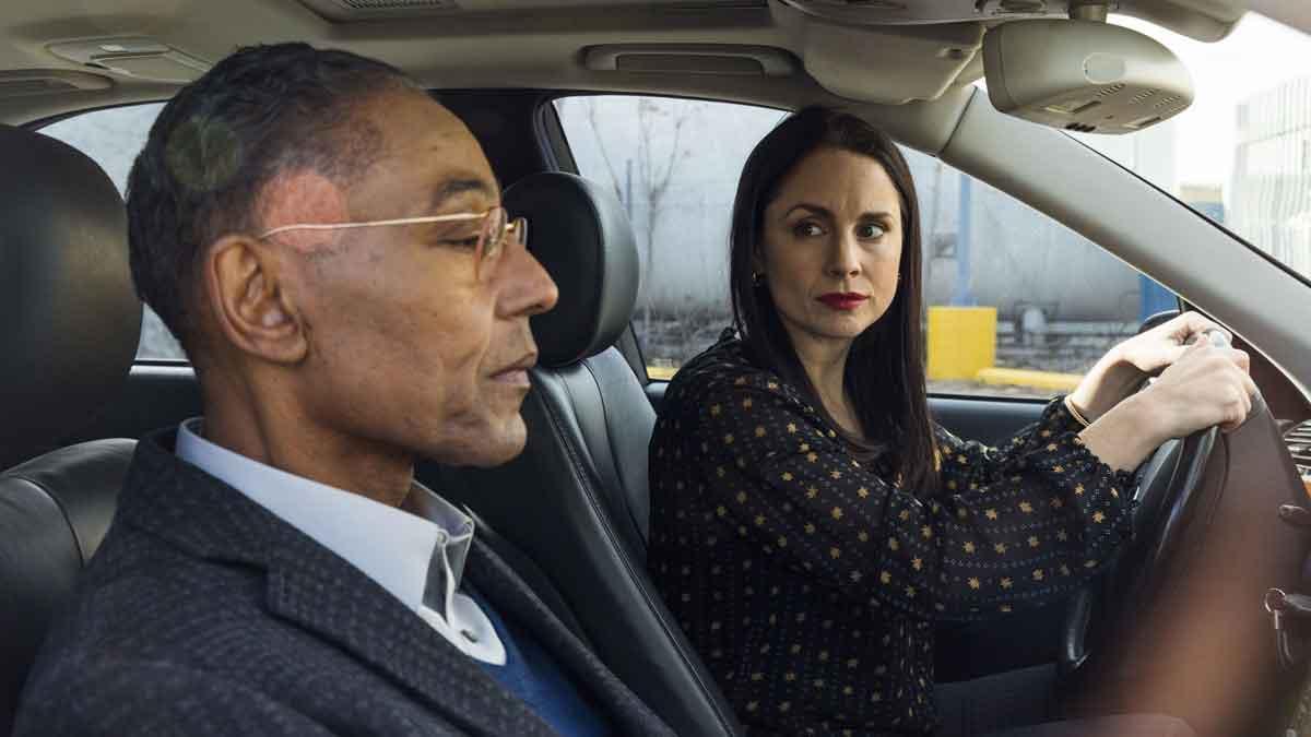 Laura Fraser in Better Call Saul