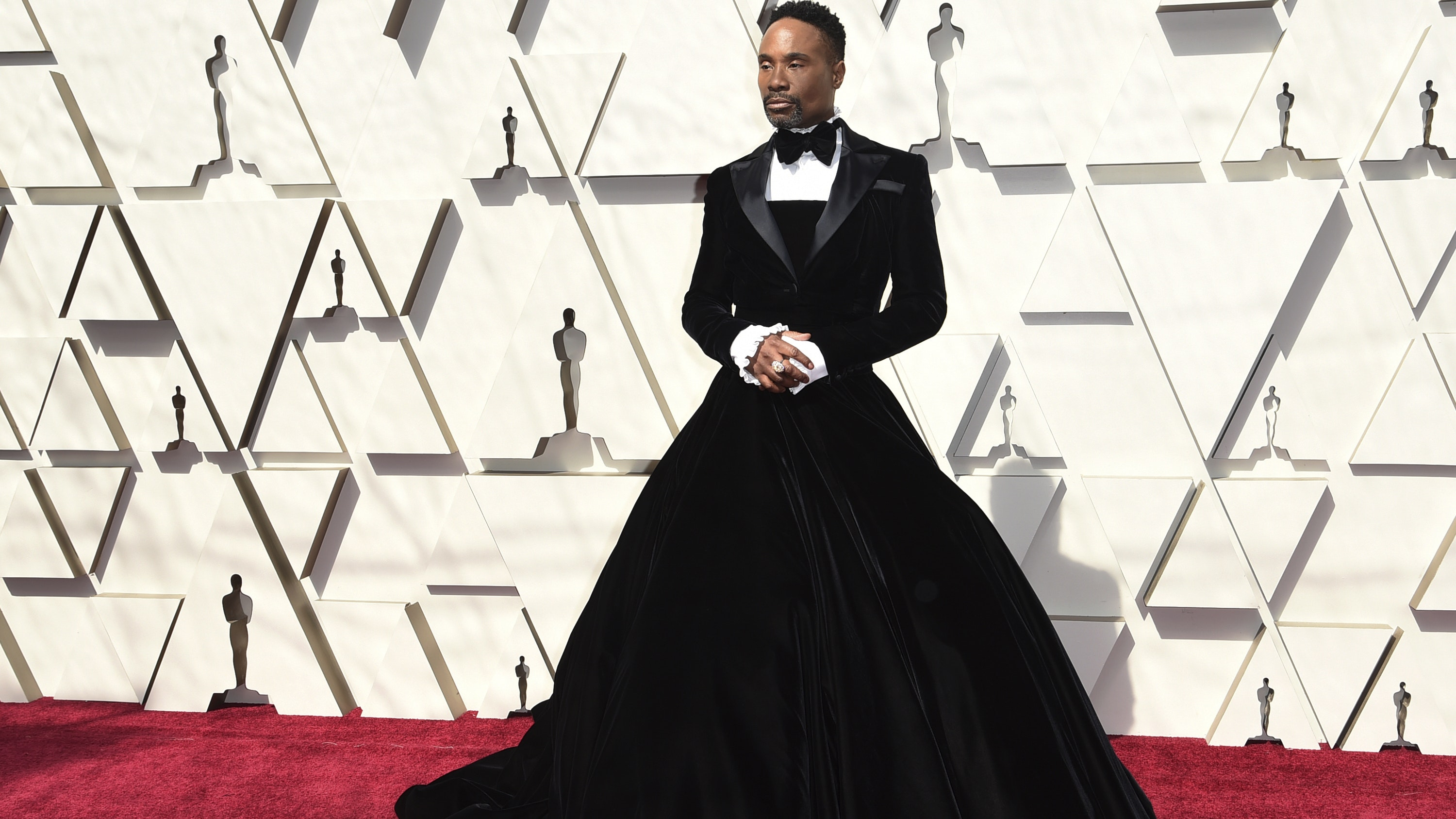 Image result for billy porter oscars