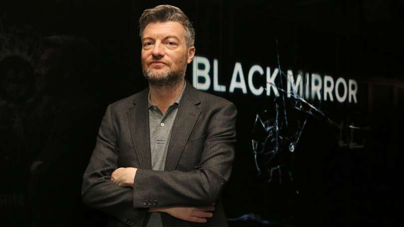 Charlie Brooker - Black Mirror