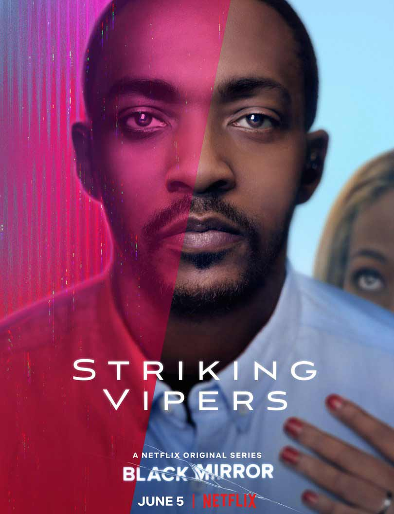 Striking Vipers - Black Mirror