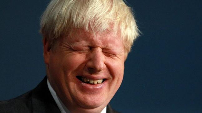Image result for boris johnson  cum faces