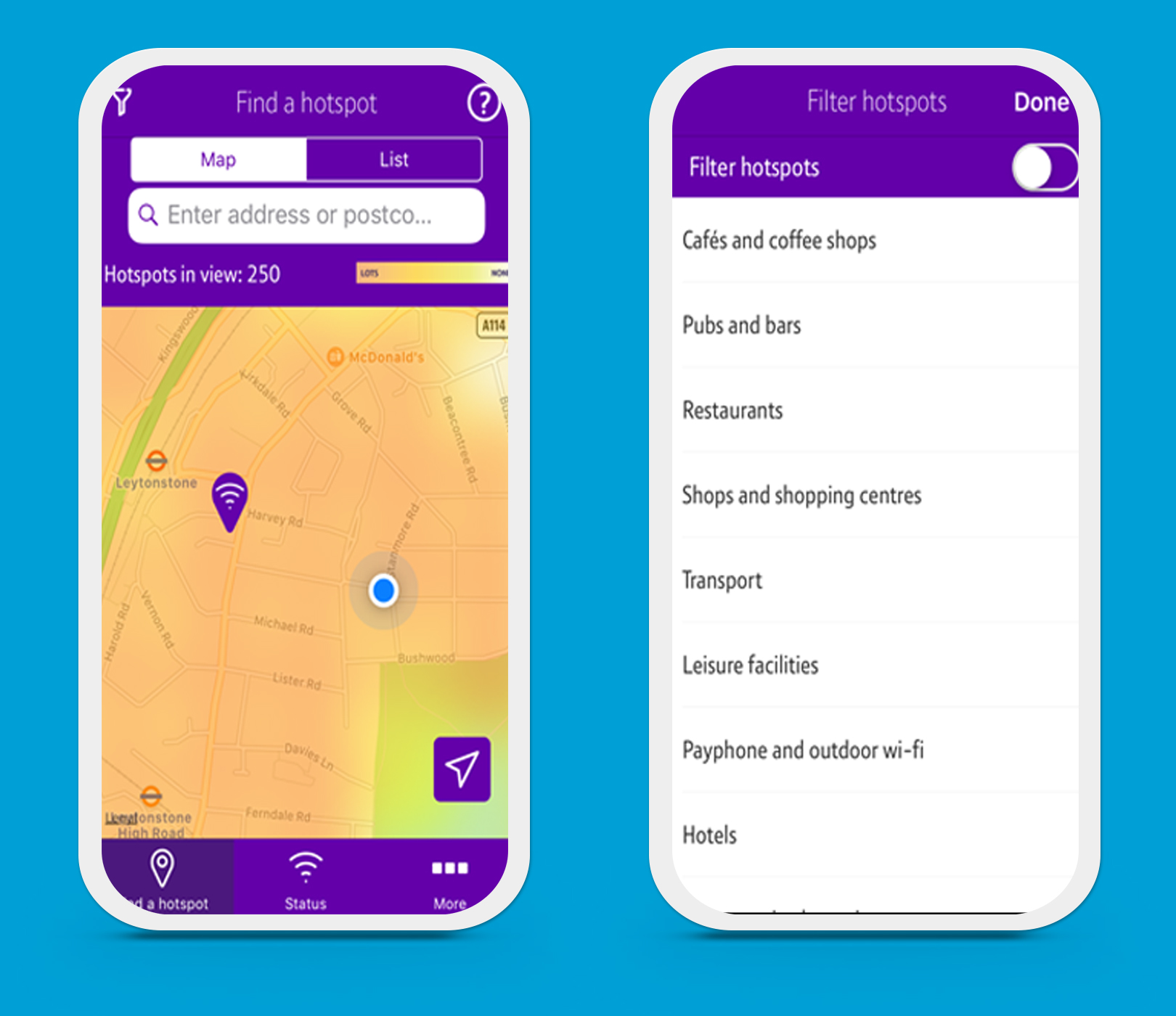 How to connect to BT Wi-Fi hotspots using your smartphone | BT