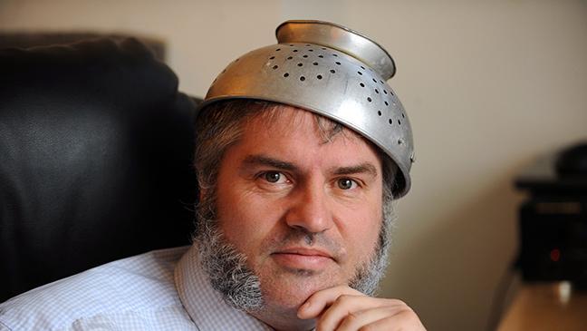 Cleric headwear