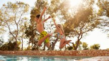 Can a family holiday in Ibiza really work?