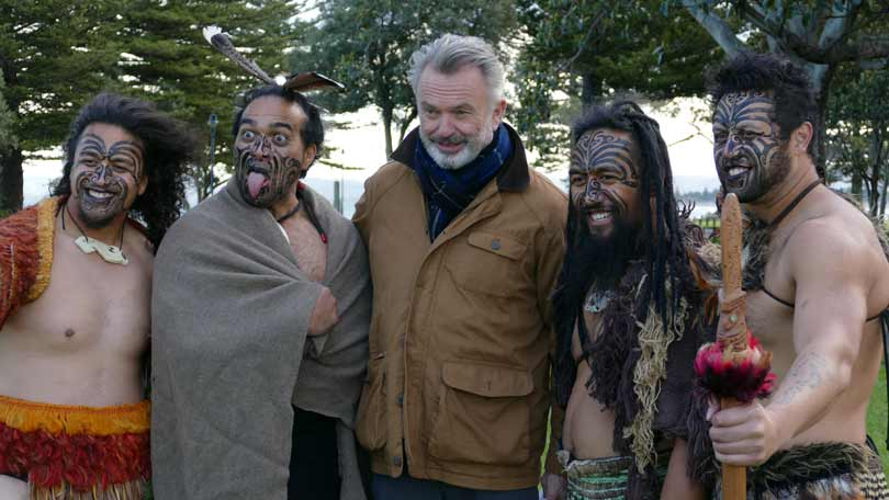 Captain Cook's Pacific with Sam Neill