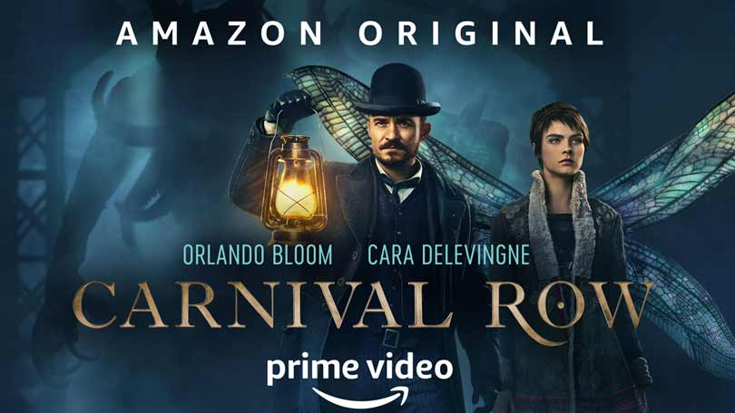 Carnival Row launches on Amazon Prime Video on August 30th 2019