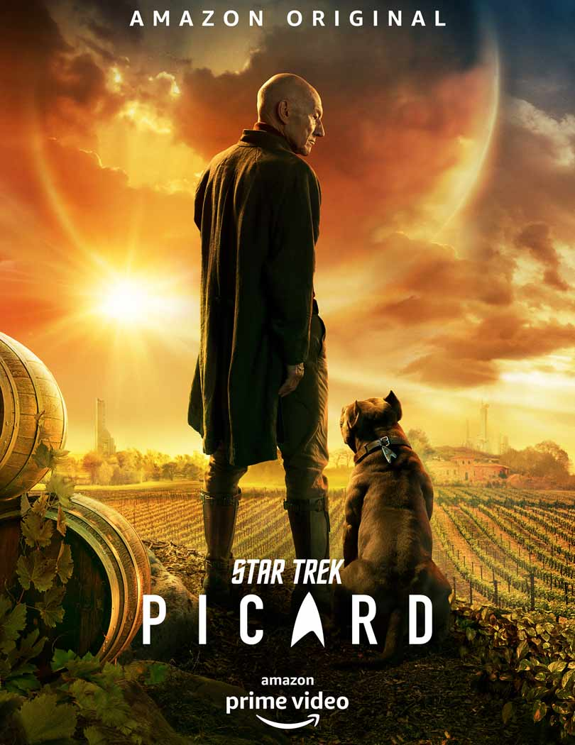 Picard on Amazon Prime Video in 2020