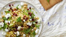 Cauliflower couscous recipe