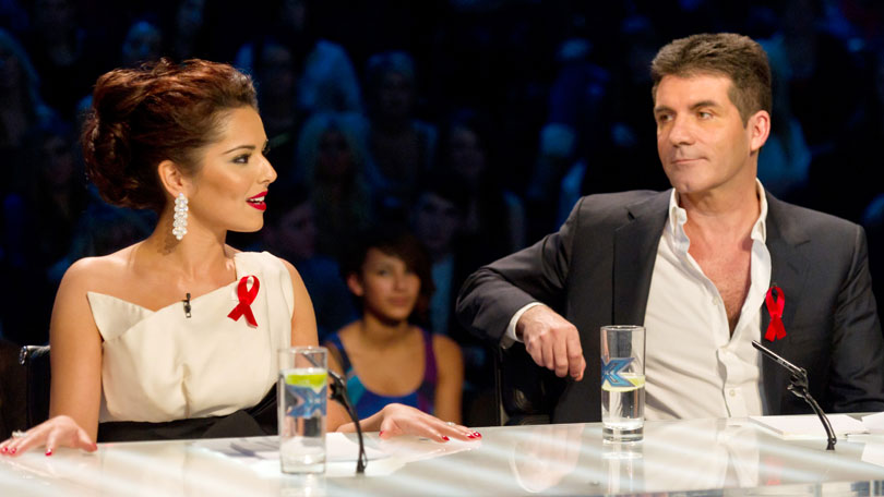 Cheryl Simon X Factor