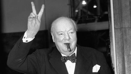 Churchill cigar sold for £9,000 in online auction