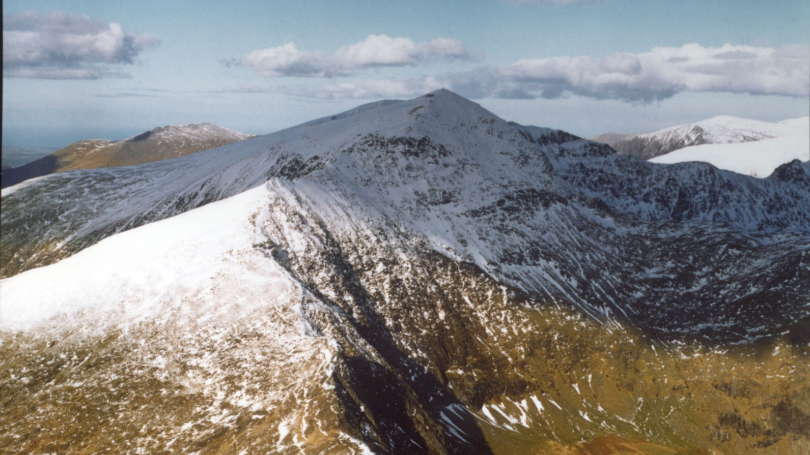 Image result for avalanche on Snowdon