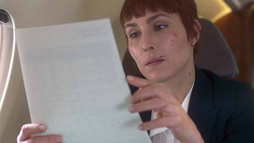 Noomi Rapace in Close on Netflix
