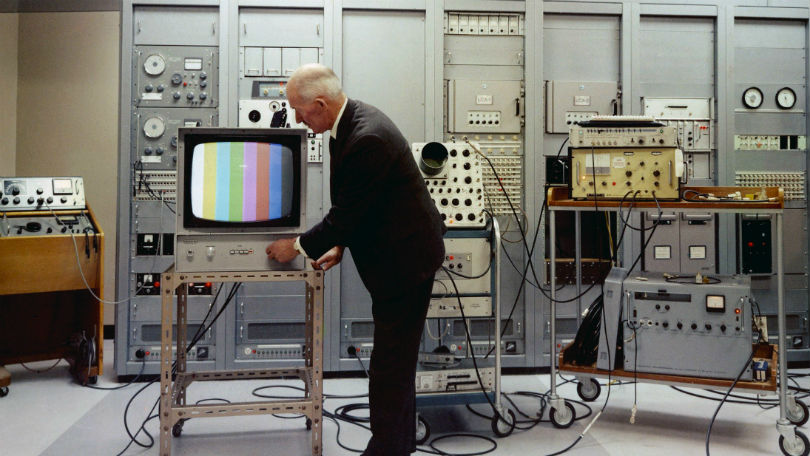 How and when coloured TV was invented: Discover the history of