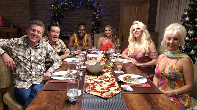 Come Dine With Me - Christmas special