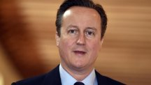 Prime Minister David Cameron said he would put his plan to Cabinet at its regular meeting on Tuesday