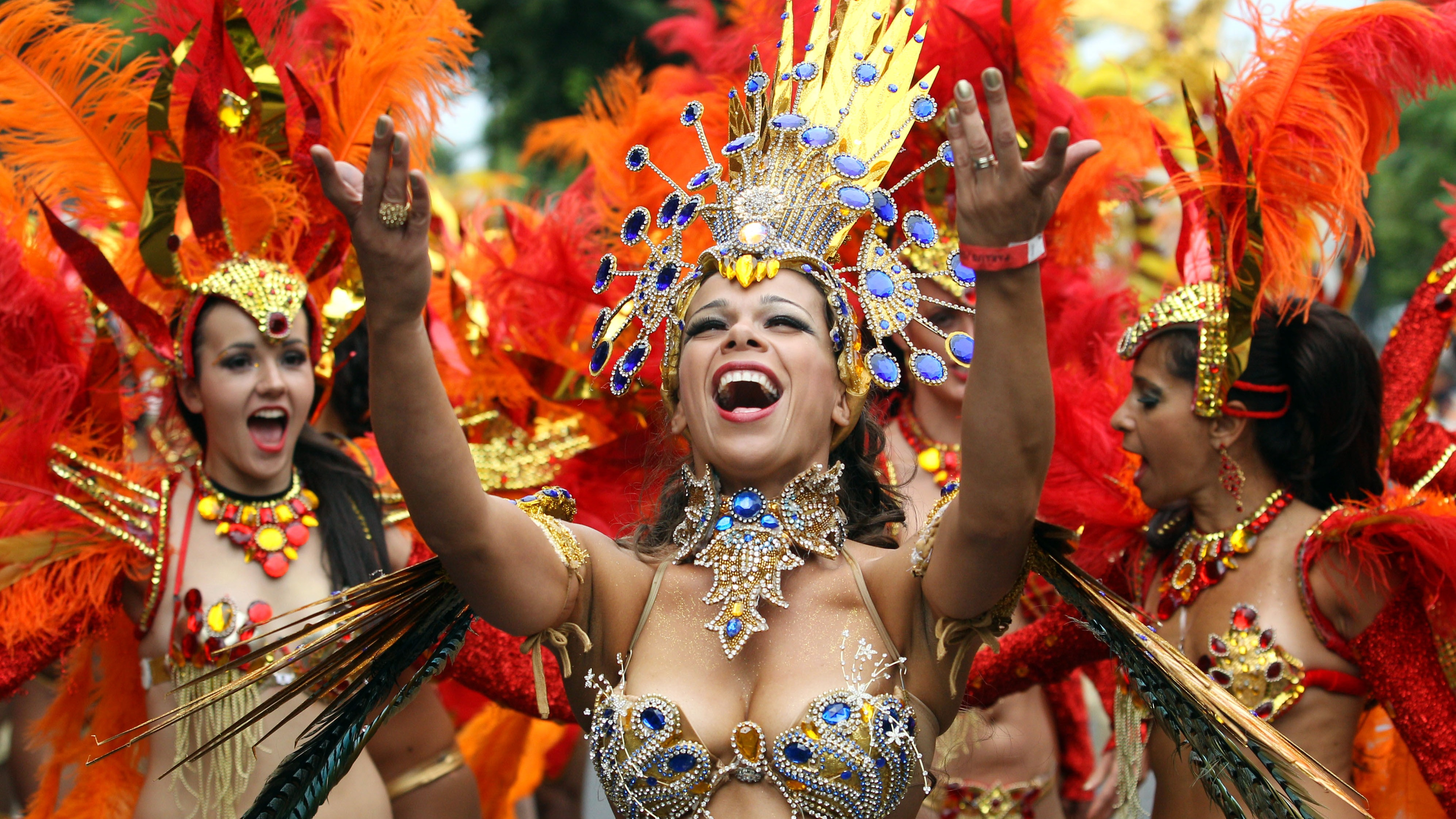 Notting Hill Carnival 2017: Two glorious days in 40