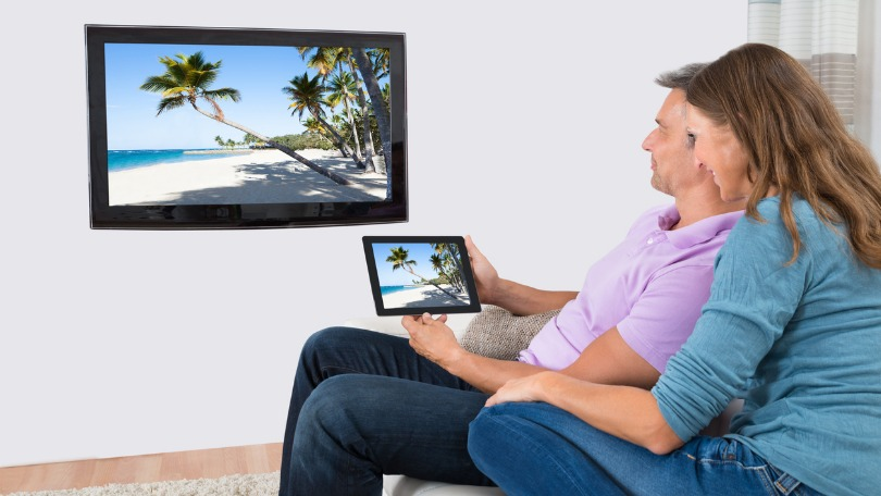 What is screen casting or mirroring? | BT