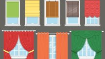 Curtains or blinds: 4 key points to consider