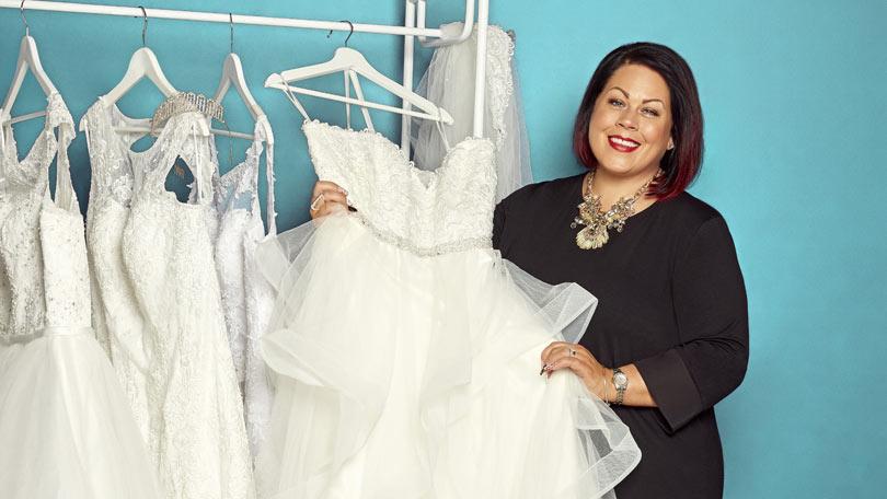 Curvy Brides Boutique presenters