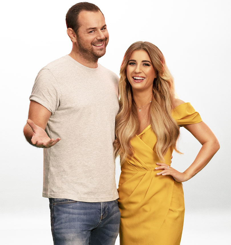True Love or True Lies with Danny Dyer and Dani Dyer