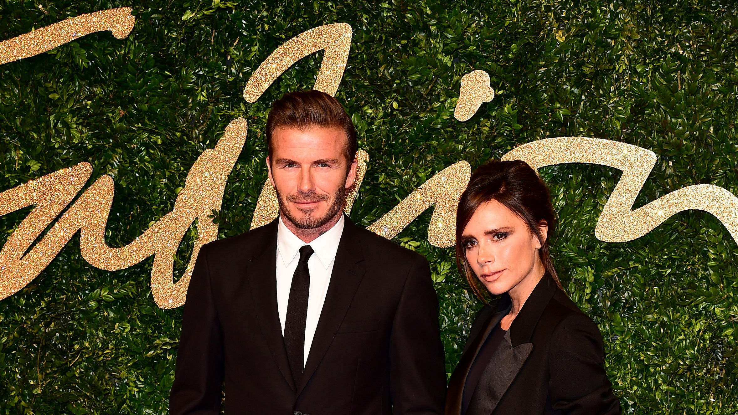 Image result for David Beckham Named Ambassadorial President of the British Fashion Council