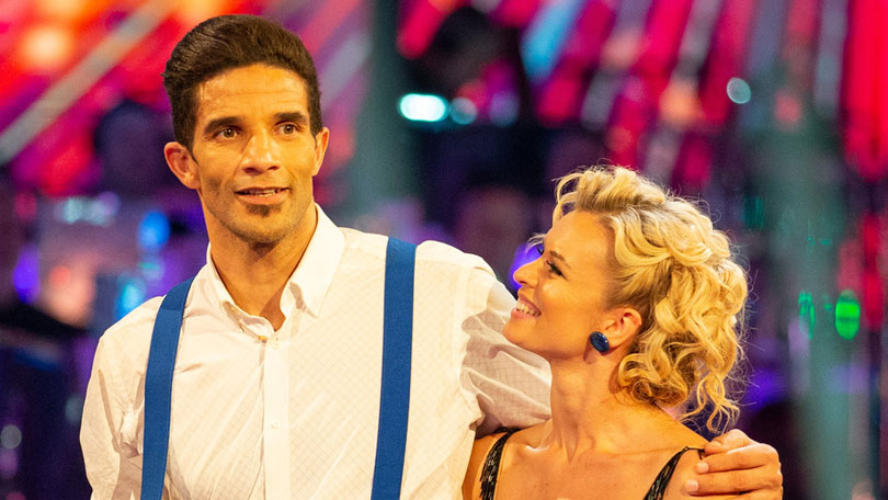 David James is voted off Strictly Come Dancing on Sunday night