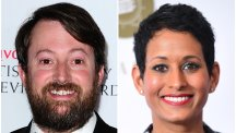 David Mitchell defends BBC over Naga Munchetty complaints controversy
