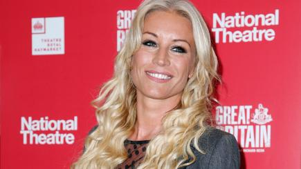 Denise Van Outen I Haven T Dieted For 15 Years Bt