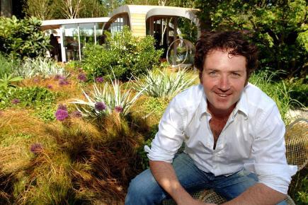 Diarmuid Gavin shares his garden design tips - BT