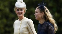 Did Donna Air commit the ultimate wedding guest fashion faux pas at Pippa Middleton's wedding?