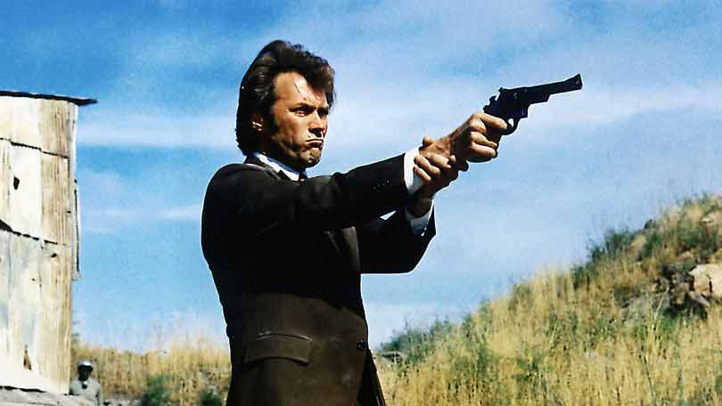 Dirty Harry airs on TCM